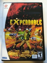 Expendable - Sega Dreamcast - Replacement Case - No Game - $7.91