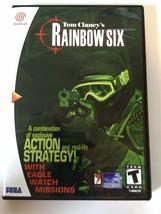 Rainbow Six - Sega Dreamcast - Replacement Case - No Game - $7.91