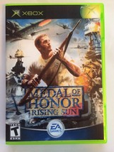 Medal of Honor Rising Sun - Xbox - Replacement Case - No Game - $5.93