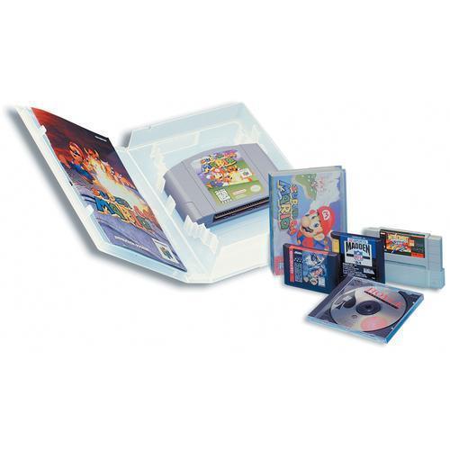 Bubba N Stix - Sega Genesis - Replacement Case - No Game