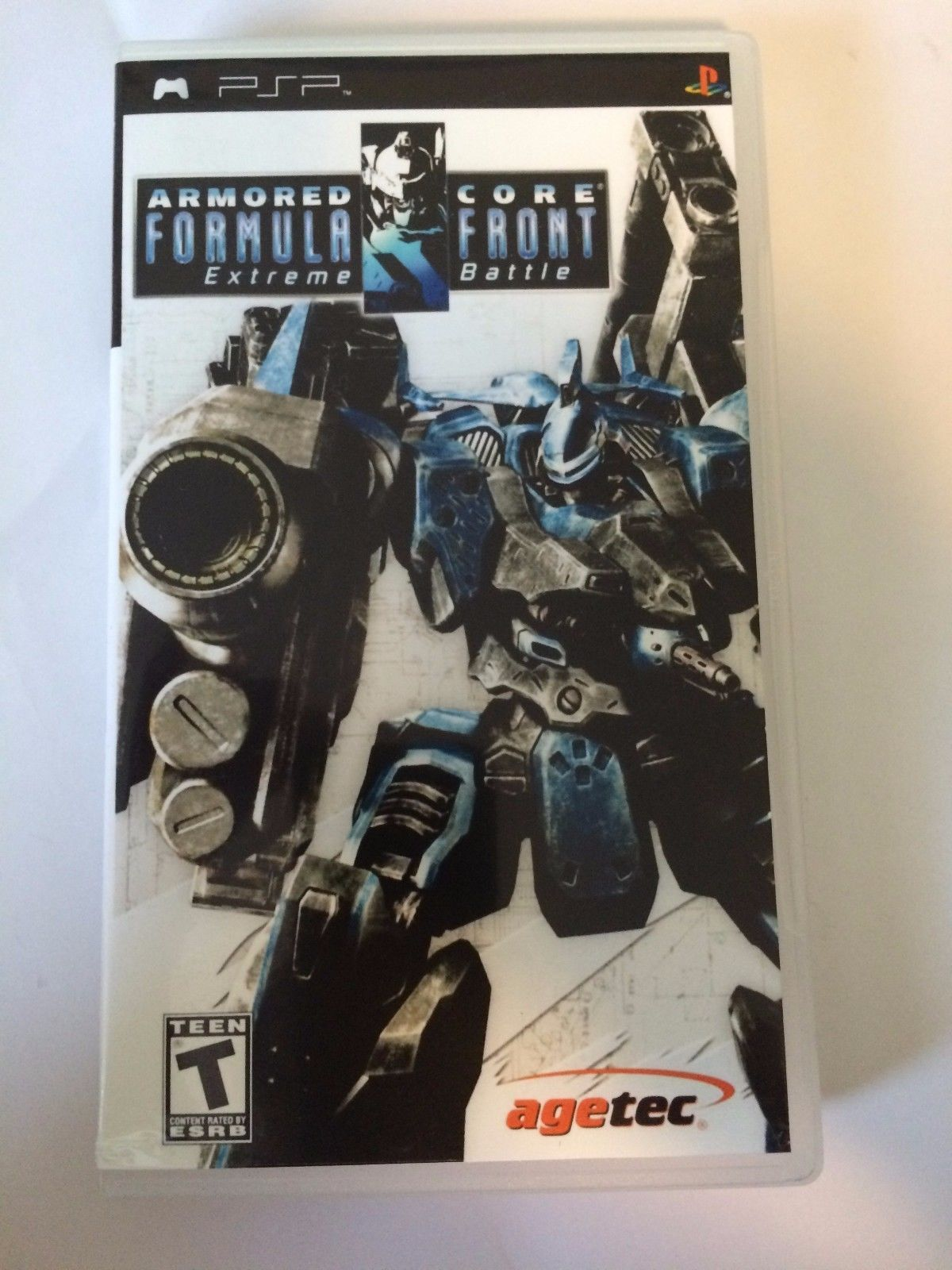Armored Core Formula Front - Sony PSP - Replacement Case - No Game