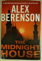 The Midnight House...Author: Alex Berenson (used hardcover) - $9.00