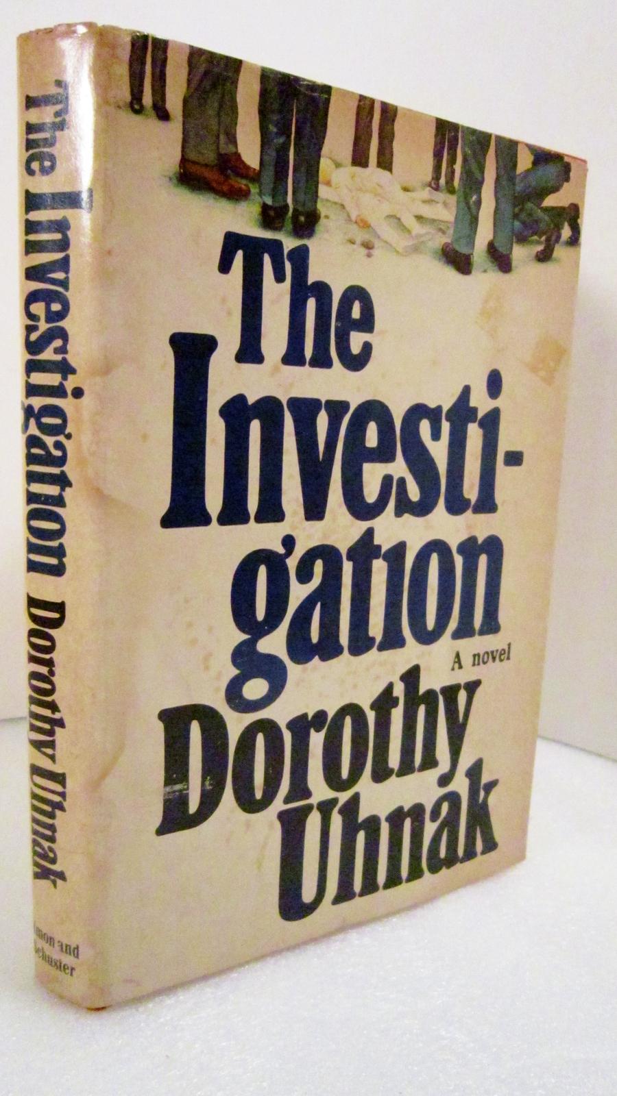 The investigation 1977 dorothy uhnak 01