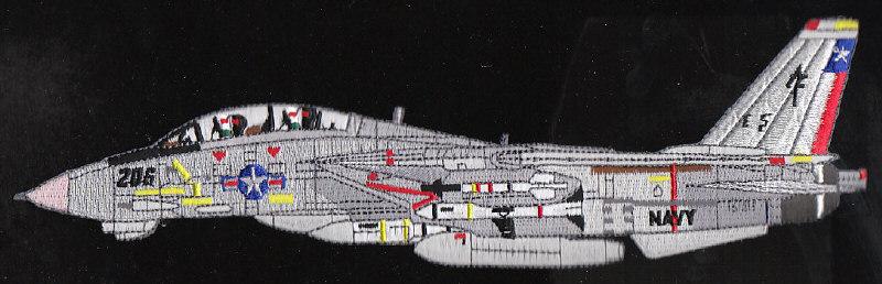 Vf 202 superheats navy squadron f 14 tomcat patch