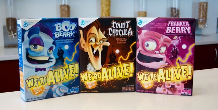 Monster cereals 2015