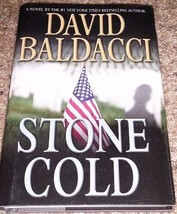 Stone Cold...Author: David Baldacci (used hardcover) - $9.00
