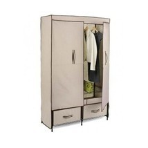 Closet Organizer Portable Wardrobe Clothes Stor... - $84.15