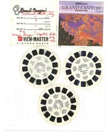 "VIEW MASTER   "" GRAND CANYON"" REELS 3611-3612-3613    - $10.99"