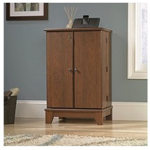 Storage Cabinet Cherry Home Furniture Pantry Cu... - $136.68
