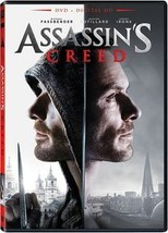 Assassin's Creed (2017) DVD/Digital