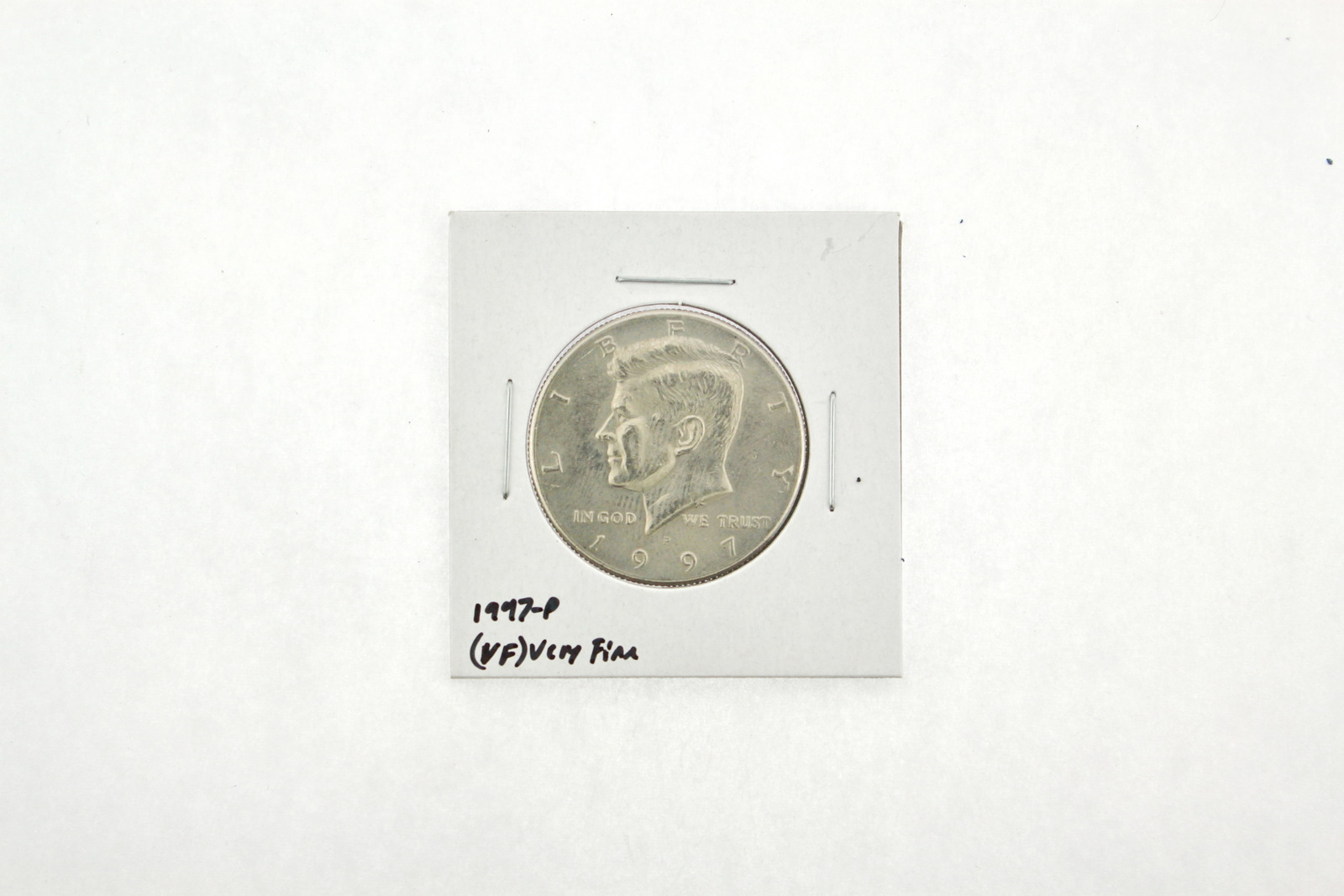 1997-P Kennedy Half Dollar (VF) Very Fine N2-3914-5