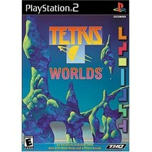 Tetris Worlds - PlayStation 2 [PlayStation2] - $3.95