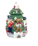 Spode China Christmas Tree Cookie Jar - $64.99