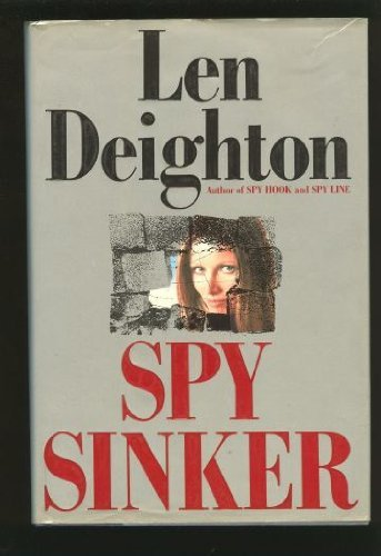 Spy Sinker...Author: Len Deighton (used hardcover)