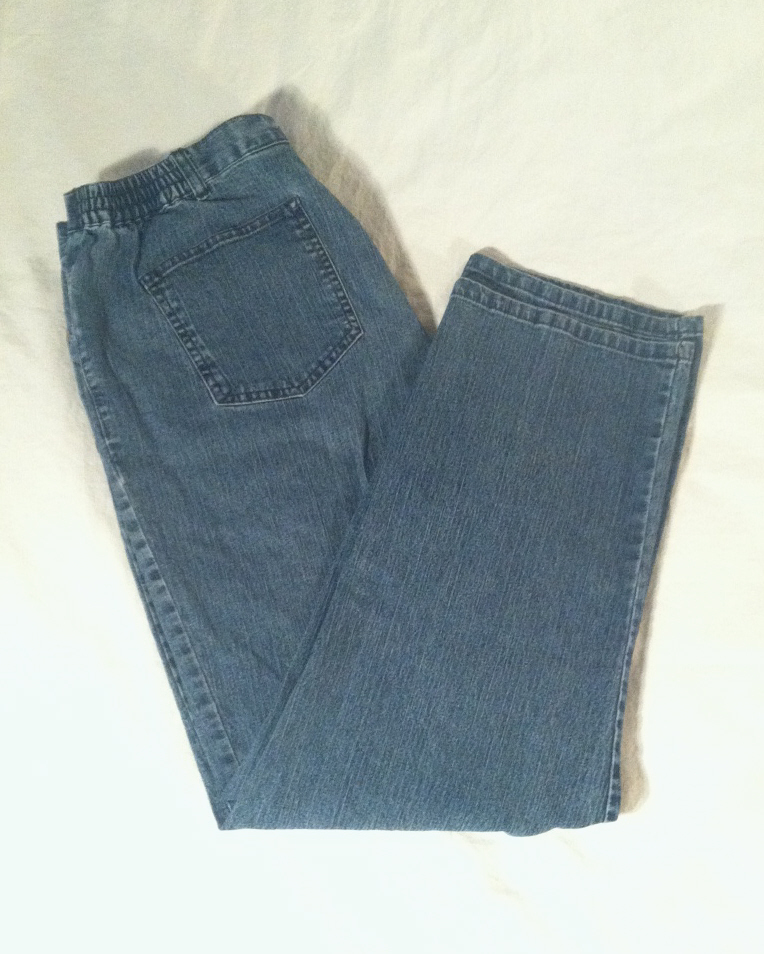 Ruby red petite jeans sz 12p