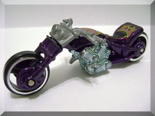 Hot Wheels - Blast Lane: 2007 All Stars #138/180 *Purple Edition*
