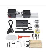 200W CNC Mini Lathe Machine Tool DIY Woodworking Wood lathe Milling mach... - $63.99