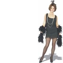 Costume - Adult - Chicago Flapper - Size Medium - Black 1920's Fringe Dress - $23.93