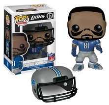 NFL Stars: Calvin Johnson Funko POP Vinyl Figure *NEW* - $24.99