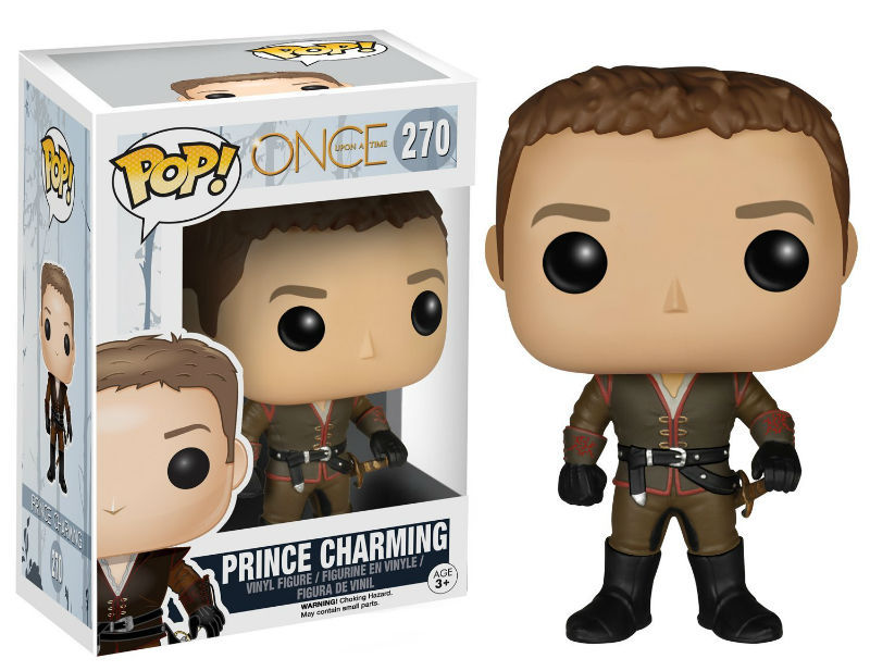 Once Upon A Time: Prince Charming Funko POP Vinyl Figure *NEW*
