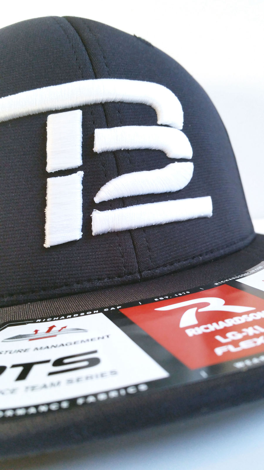 Tom Brady Hat | TB12 Hat | New England Patriots NFL Fitted Hat
