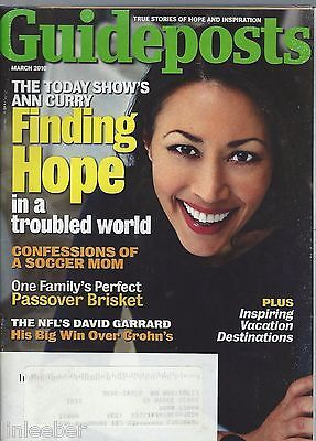 8) GUIDEPOSTS-TRUE STORIES OF HOPE AND INSPIRATION;(4) 2008; (1) 2009; (3) 2010