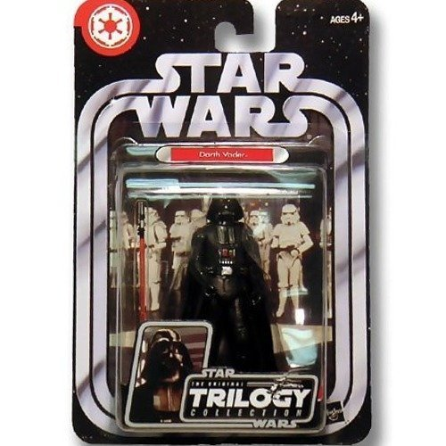 2004 hasbro star wars original trilogy collection darth vader death star a