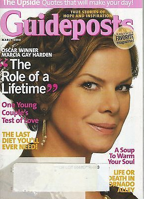 2) GUIDEPOSTS-TRUE STORIES OF HOPE AND INSPIRATION;Feb&Mar 2008;Norville,Harden