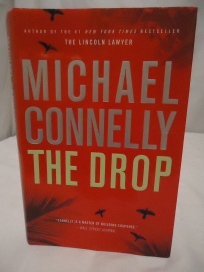 The Drop...Author: Michael Connelly (used hardcover)