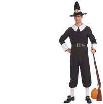 Costume - Adult - Pilgrim Man - Size Standard - Male Colonial Thanksgiving - $21.98