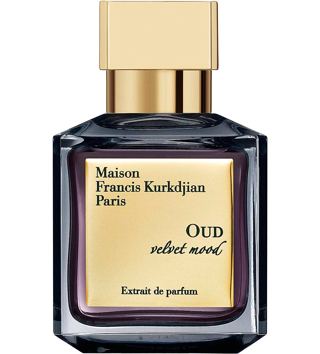 VELVET MOOD by FRANCIS KURKDJIAN 5ml Travel Spray OUD SAFFRON COPAHU Perfume