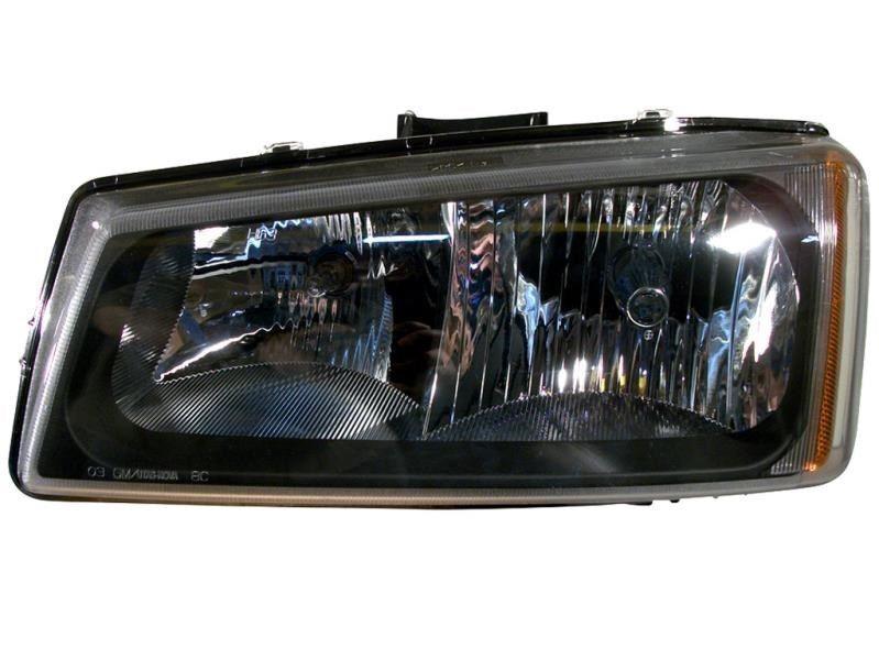 2007 Chevy Silverado 1500 Pickup HEADLIGHT Left