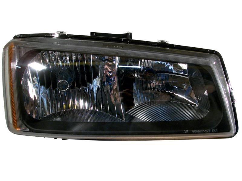 2007 Chevy Silverado 1500 Pickup HEADLIGHT Right