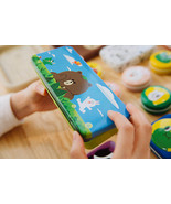 Naver LINE Friends Character Classic Metal Pencil Case Desktop Teens Kid... - $13.00