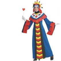 Costume - Adult - Playing Card Queen - Size Standard - Las Vegas Poker - $29.49