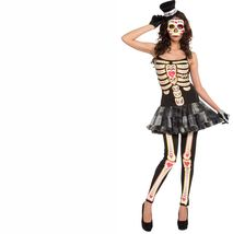 Costume - Day of the Dead - Female - Size Standard - Womens Día de Muert... - $29.45