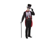 "Costume - Day of the Dead - Male - Size Standard - Mens ""Día de Muertos""... - $29.45"