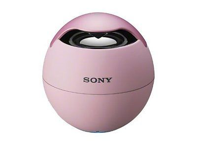 Sony Bluetooth Wireless Speaker SRS-BTV5 Pink Blue
