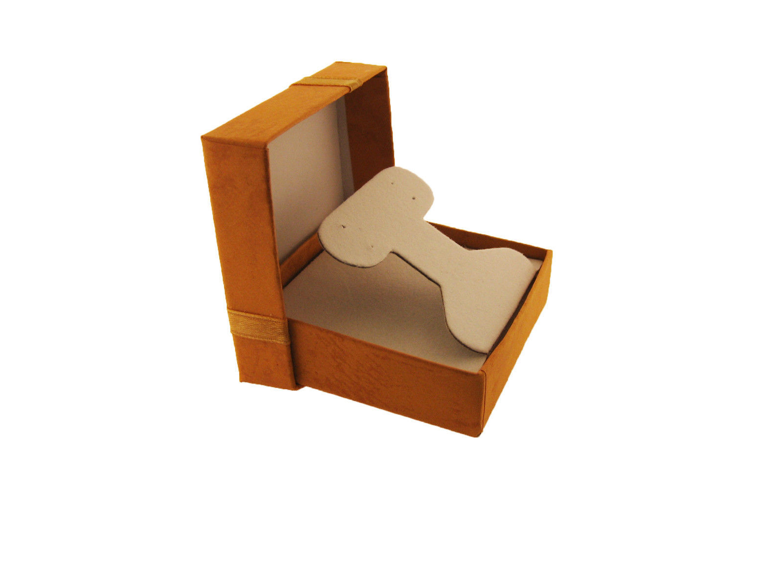 """Jewelry Gift Box For Earrings/ Charms Ribbon Style """"BUY 10 BOXES for ONLY $9.99"""