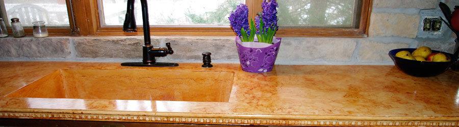 XS-VEINING – COLORED CONCRETE VEINING MATERIAL. Decorative concrete veins.