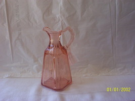 Fostoria Pink Mayfair Cruet - $84.15