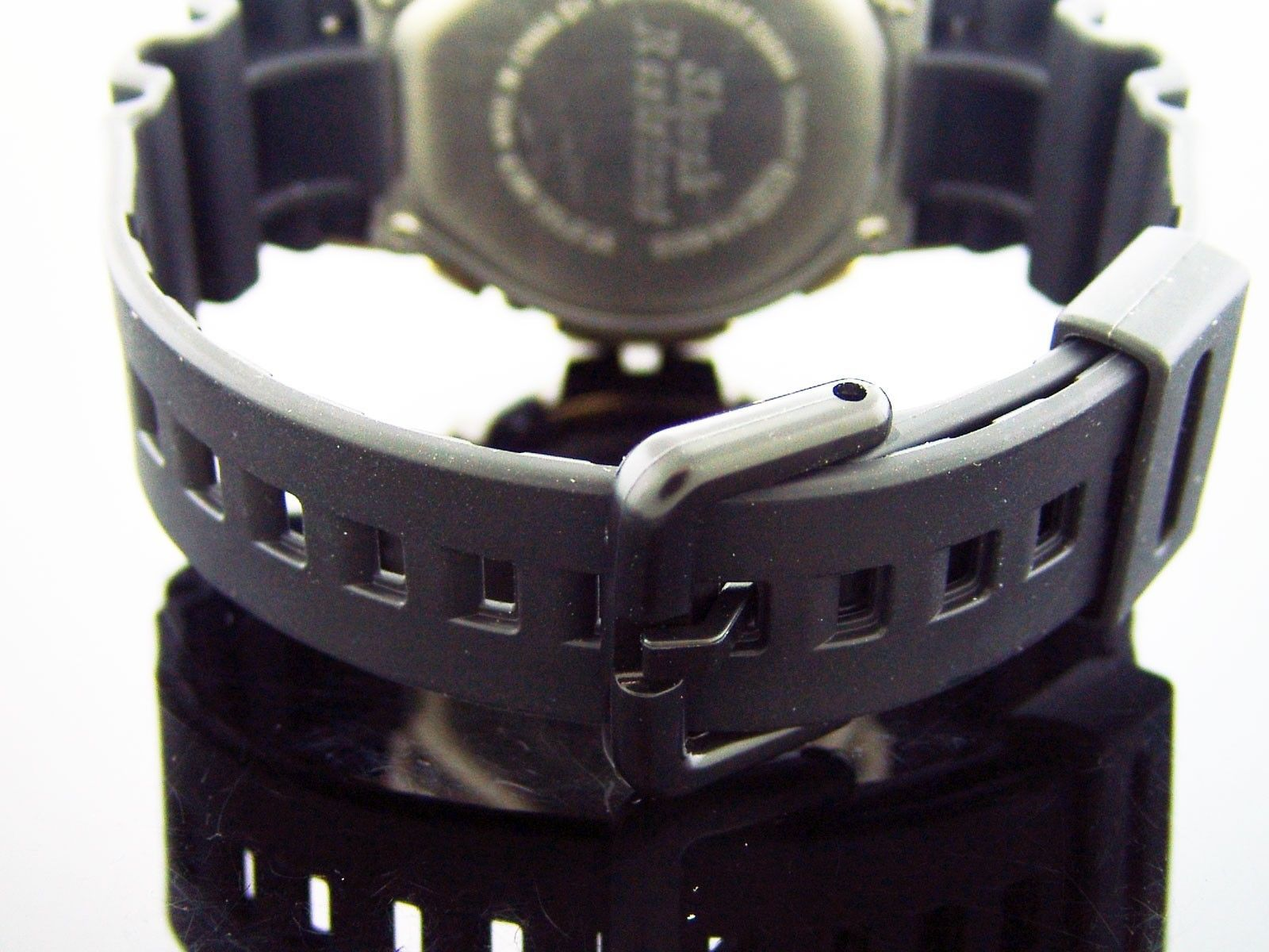 Men's Casio G Shock Crystal Black tone Watch