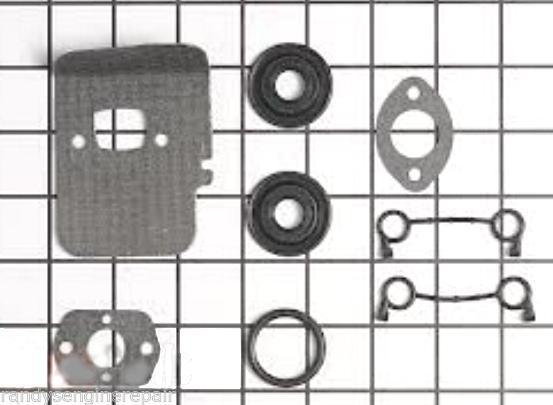 Husqvarna 545081813 engine overhaul gasket kit fits 125 B BVX BX models