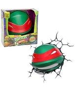 3DLightFX Teenage Mutant Ninja Turtles Series 3D Deco Night Light - RAPH... - $49.99