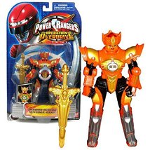 Power Rangers Bandai Year 2007 Operation Overdrive Series 6 Inch Tall Ac... - $44.99
