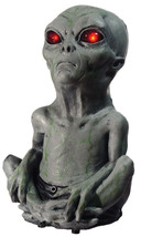 Roswell Alien Baby Motion Activated Realistic Haunted House Yard Hallowe... - €37,62 EUR