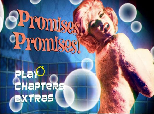PROMISES...PROMISES~JAYNE MANSFIELD~RARE~REGION FREE~PLAYS WORLDWIDE