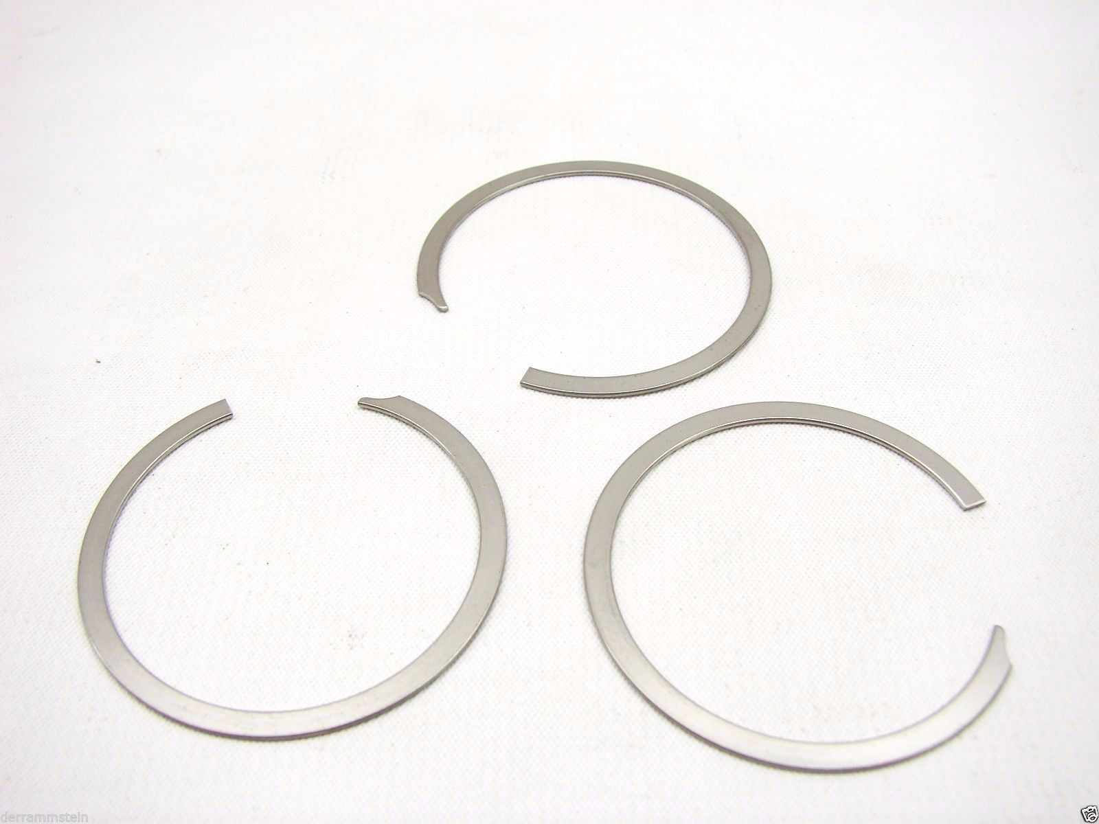 "3 NEW PNEUMATIC SCALE 681734 RETAINING RINGS  1-3/4""  b140"