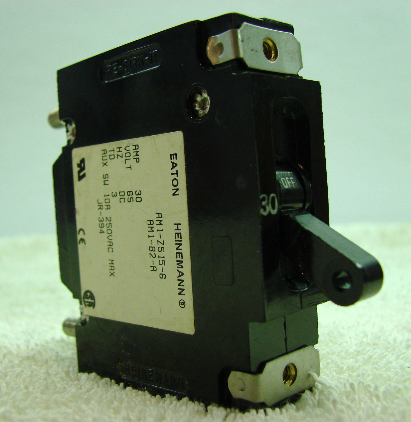 Cutler-Hammer AM1-Z515-6 Circuit Breaker NEW!