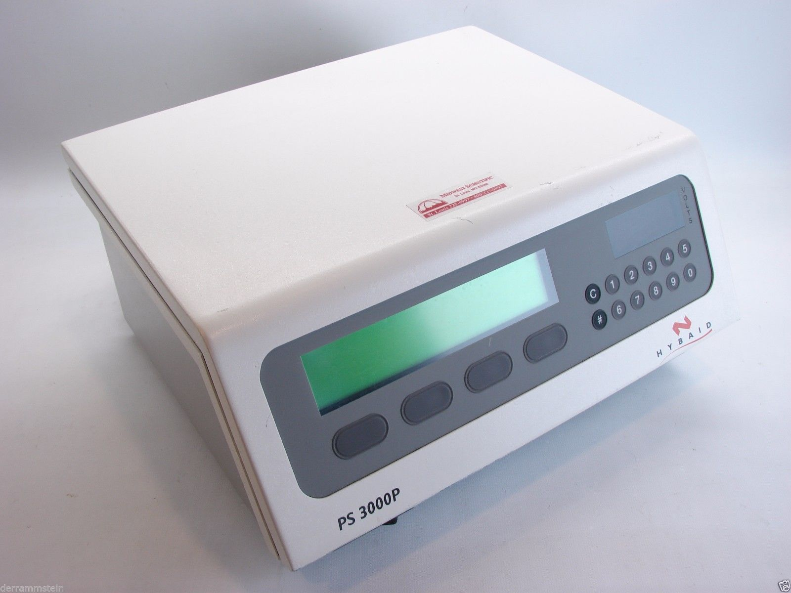 Hybaid PS 3000P Electrophoresis Power Supply For Lab Use Free Shipping  ps3